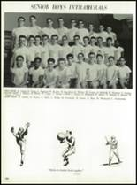 1964 Oakfield-Alabama High School Yearbook Page 108 & 109
