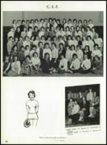 1964 Oakfield-Alabama High School Yearbook Page 110 & 111