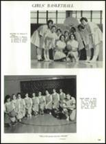 1964 Oakfield-Alabama High School Yearbook Page 112 & 113
