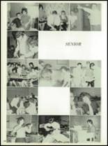 1964 Oakfield-Alabama High School Yearbook Page 122 & 123