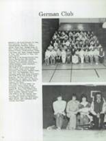 1977 Northmont High School Yearbook Page 136 & 137
