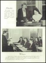 1959 St. Catherine Academy Yearbook Page 18 & 19