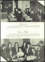 1959 St. Catherine Academy Yearbook Page 20 & 21