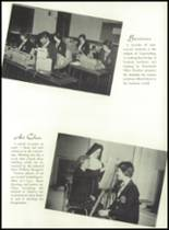 1959 St. Catherine Academy Yearbook Page 24 & 25