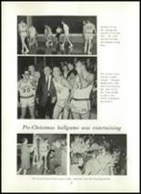 1966 Shawneetown High School Yearbook Page 10 & 11