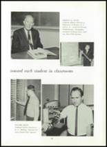 1966 Shawneetown High School Yearbook Page 16 & 17