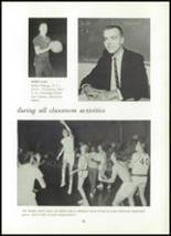 1966 Shawneetown High School Yearbook Page 18 & 19