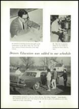 1966 Shawneetown High School Yearbook Page 24 & 25