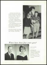 1966 Shawneetown High School Yearbook Page 28 & 29