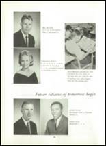1966 Shawneetown High School Yearbook Page 30 & 31