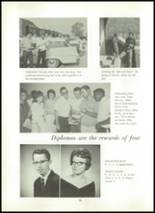 1966 Shawneetown High School Yearbook Page 34 & 35
