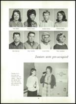 1966 Shawneetown High School Yearbook Page 40 & 41