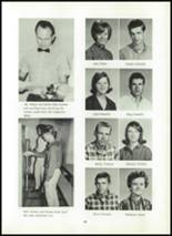 1966 Shawneetown High School Yearbook Page 42 & 43