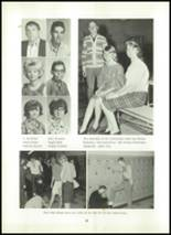 1966 Shawneetown High School Yearbook Page 44 & 45