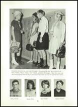 1966 Shawneetown High School Yearbook Page 50 & 51