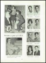1966 Shawneetown High School Yearbook Page 54 & 55