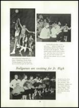 1966 Shawneetown High School Yearbook Page 58 & 59