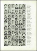 1966 Shawneetown High School Yearbook Page 64 & 65
