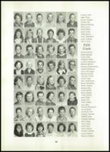 1966 Shawneetown High School Yearbook Page 68 & 69