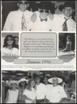 1996 Reagan County High School Yearbook Page 24 & 25