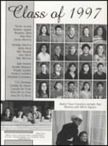 1996 Reagan County High School Yearbook Page 28 & 29