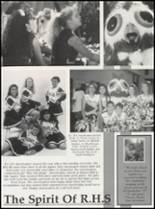 1996 Reagan County High School Yearbook Page 40 & 41