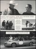 1996 Reagan County High School Yearbook Page 48 & 49