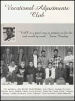 1996 Reagan County High School Yearbook Page 50 & 51