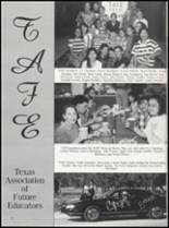 1996 Reagan County High School Yearbook Page 56 & 57