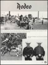 1996 Reagan County High School Yearbook Page 80 & 81