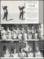1996 Reagan County High School Yearbook Page 82 & 83