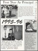 1996 Reagan County High School Yearbook Page 88 & 89