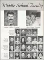 1996 Reagan County High School Yearbook Page 92 & 93