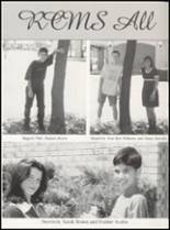 1996 Reagan County High School Yearbook Page 94 & 95