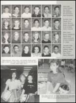 1996 Reagan County High School Yearbook Page 100 & 101
