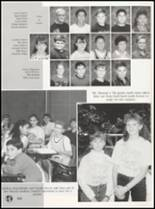 1996 Reagan County High School Yearbook Page 106 & 107