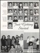 1996 Reagan County High School Yearbook Page 110 & 111