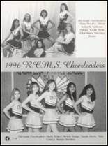 1996 Reagan County High School Yearbook Page 122 & 123