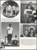 1996 Reagan County High School Yearbook Page 154 & 155