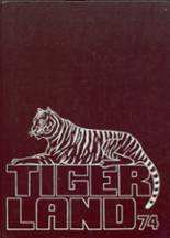 1974 Yearbook A&M Consolidated High School