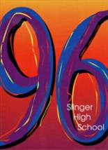 1996 Yearbook Slinger High School