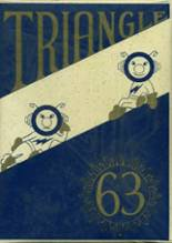1963 Yearbook Rham High School