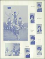 1967 Imlay City High School Yearbook Page 22 & 23