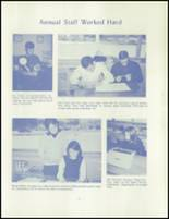 1967 Imlay City High School Yearbook Page 24 & 25