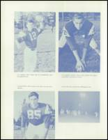 1967 Imlay City High School Yearbook Page 32 & 33