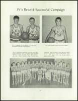 1967 Imlay City High School Yearbook Page 38 & 39