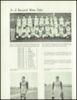 1967 Imlay City High School Yearbook Page 40 & 41