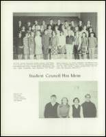 1967 Imlay City High School Yearbook Page 44 & 45