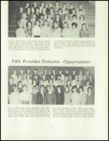 1967 Imlay City High School Yearbook Page 52 & 53