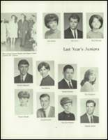 1967 Imlay City High School Yearbook Page 58 & 59